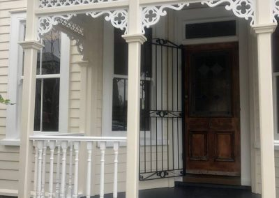 April 2018 - Nice Painting Company finished a refurbishment of this lovely Ponsonby Villa