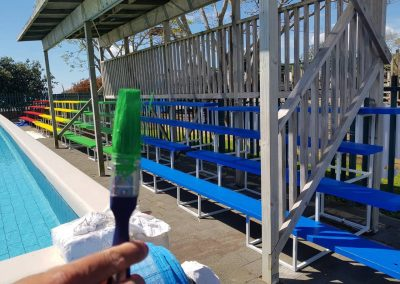 Commercial painting contractors Nice Paint Company
