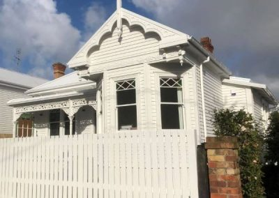 A lovely house we painted in Auckland